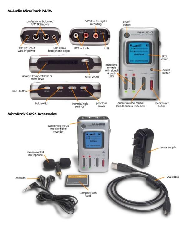 microtrack2496 callouts