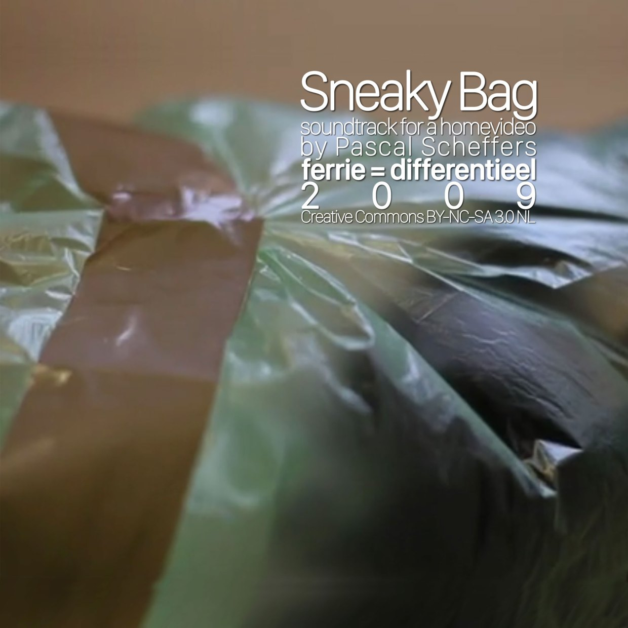 Sneaky Bag cover