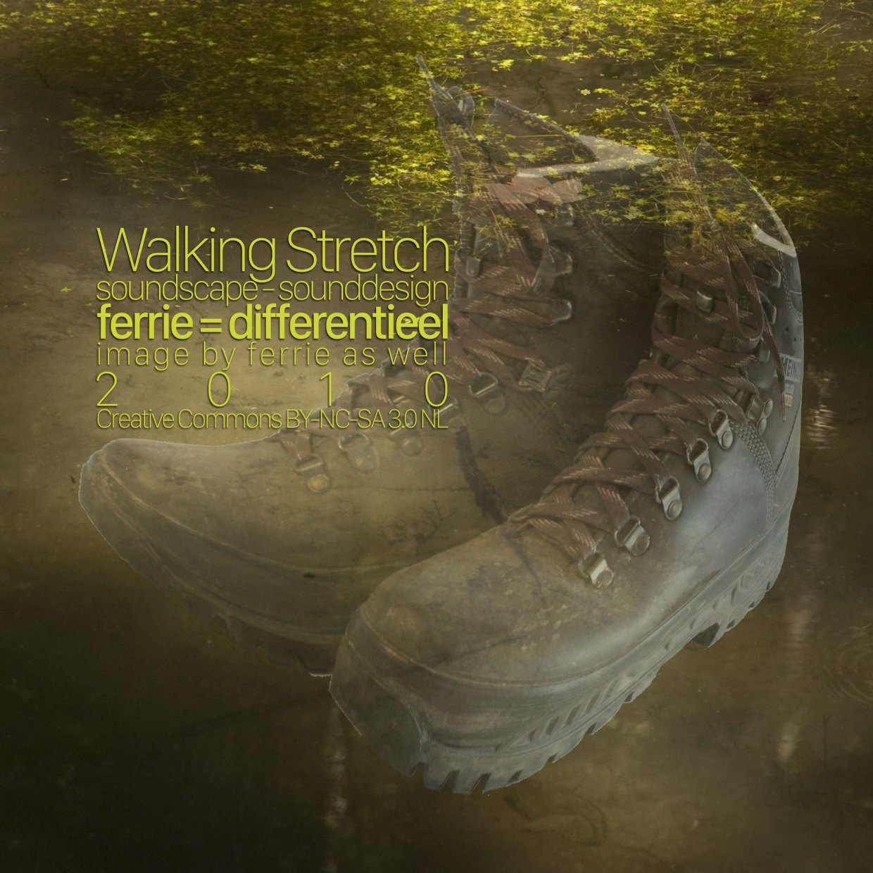 walking stretch cover