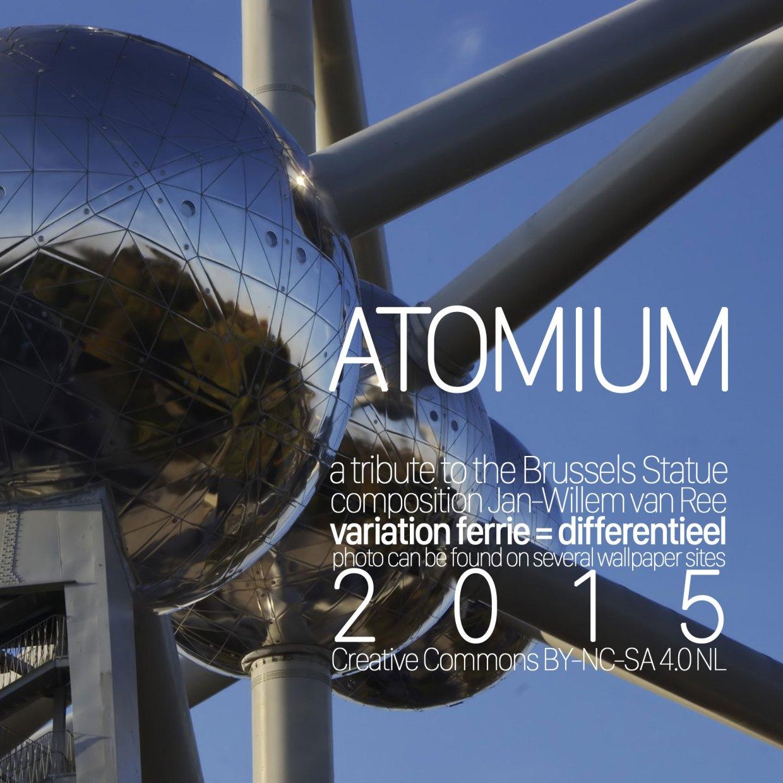 Atomium cover