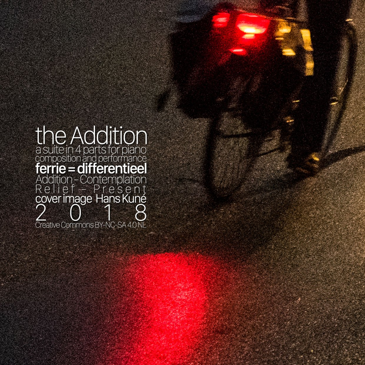 the Addition cover
