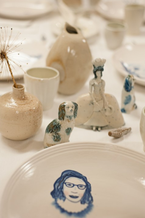 artKamp table setting 9