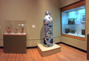 "Sin-ying Ho work in ""The Potter's Tale"" at Mount Holyoke College Art Museum"