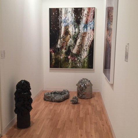 ART BASEL MIAMI BEACH Salon 94 | Takuro Kwata, porcleain and Marilyn Minter C-Prints