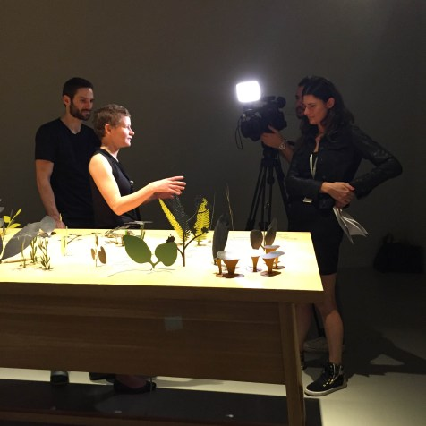 DESIGN MIAMI   Scene + Seen   Epehmera   Perrier Jouet   Katharina Mischer and Thomas Traxler   Small Discoveries