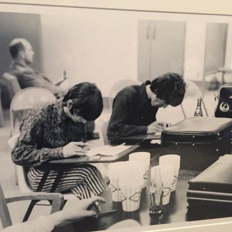 MIAMI 2014 | History Miami |Beatles | Ringo Starr and George Harrison | Texting 1966