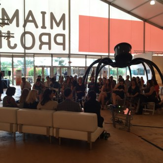 MIAMI PROJECT | The Importance of Women Artists in Today | Mel Chin Cabinet of Craving