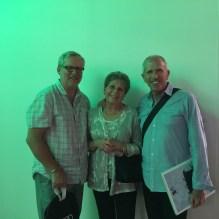 ART BASEL MIAMI BEACH | PEOPLE | Stuart Chase, Joan and Michael Salke