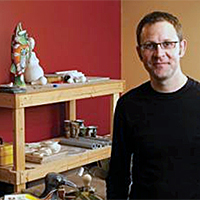 American Craft: Jason Walker and The Nature of Invention