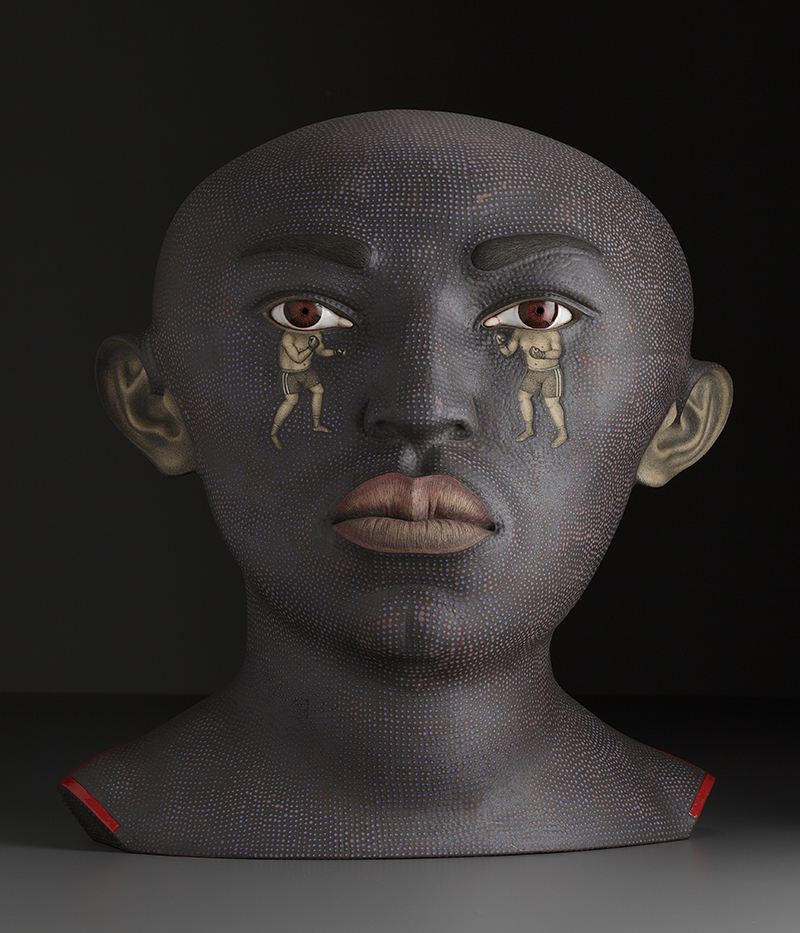 About Face: Contemporary Ceramic Sculpture at the Montgomery Museum of Fine Arts