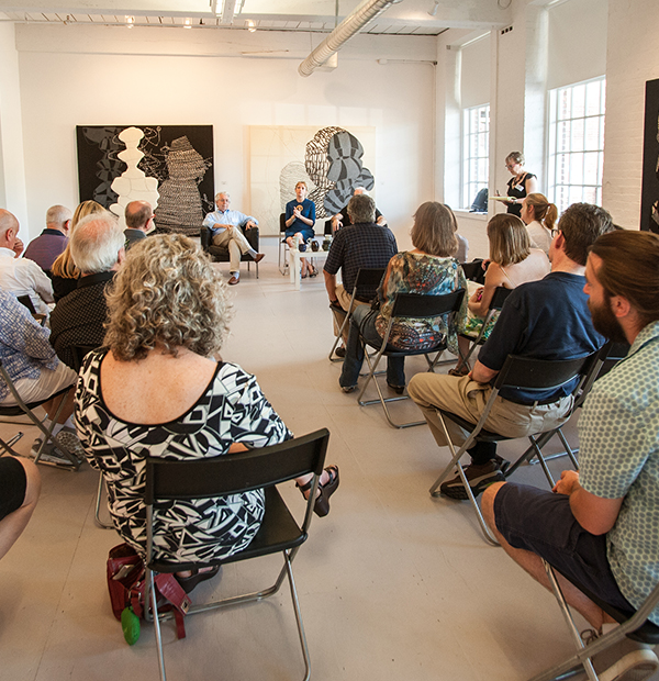 Clay is Hot! CONNOISSEURSHIP discussion press release