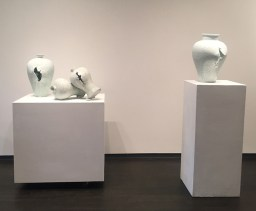 PORCELAINIA: East Meets West curated by Leslie Ferrin at Cross MacKenzie Gallery