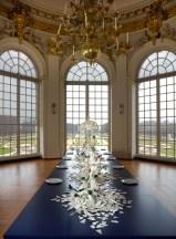 """Bouke de Vries, """"War and Pieces"""" 2012-23, Charlottenburg Palace, Berlin. photo: ©Charlottenburg Palace"""