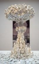 """War and Pieces"", Bouke de Vries, 2019, Montgomery Museum of Art"