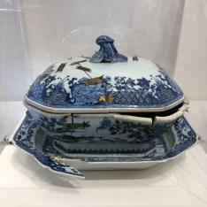 Bouke de Vries Striking Gold: Fuller at Fifty September 7, 2019- April 5, 2020 Fuller Craft Museum, Brockton MA