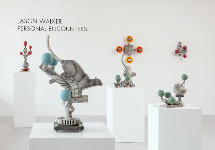 FERRIN CONTEMPORARY, Jason Walker: Personal Encounters, 2019
