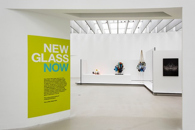 New Glass Now, The Corning Museum of Art, Installation View, 2019. Image courtesy of The Corning Museum of Glass.
