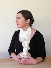 Crystal Morey, Artist Portrait, 2019.