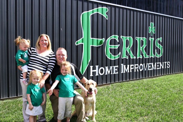 home front page family