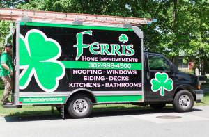 Delaware Roofers | Ferris Home Improvements