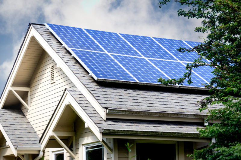 Trends in Home Improvement - Green and Solar Roofing