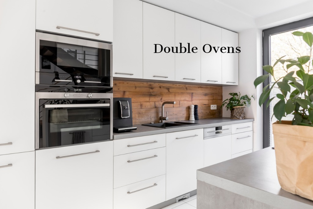 double ovens for easy entertaining
