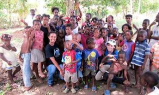 Kids of Batey Romanita