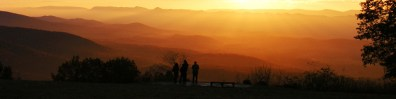 Sunset over Shenandoah Valey, Photo in public domain, courtesy of: http://www.nps.gov/shen/photosmultimedia/photogallery.htm