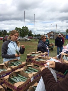Day of Service: Barryton Food Pantry