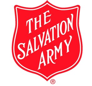 The Salvation Army Logo. Courtesy of Chris Vallette of Salvation Army.