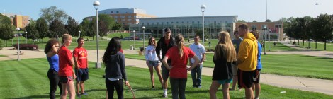 Honors Fun Day 2017. Courtesy of the Honors Program at Ferris State University.