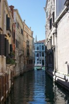 Venice Canal. Courtesy of Ferris State University Honors Student, Madison Osgood.