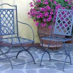 sedia-in-ferro-battuto