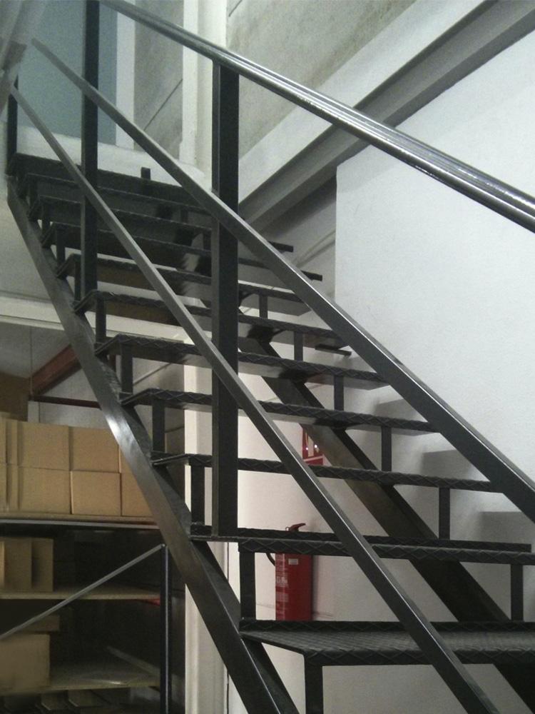 Escaleras personalizadas