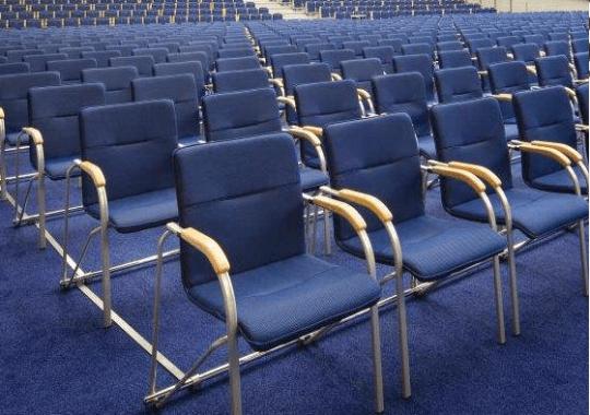 Konferencia/ Szemináriumi székek