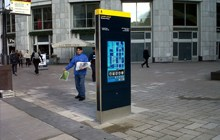Smart City Totems & Kiosks