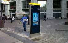 Smart City Totems & Kiosks