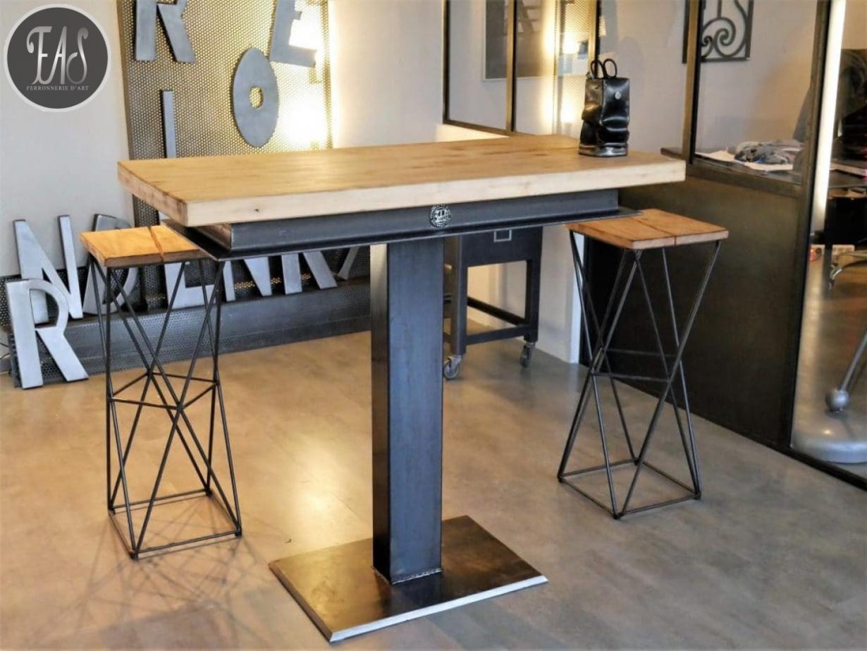 adjudecare mobilier metal design