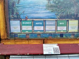 Flensburg Kunst Automat Ferry Tales Fährimaa
