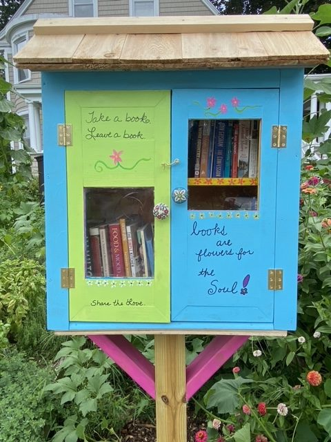 Little Free Library New Britain CT