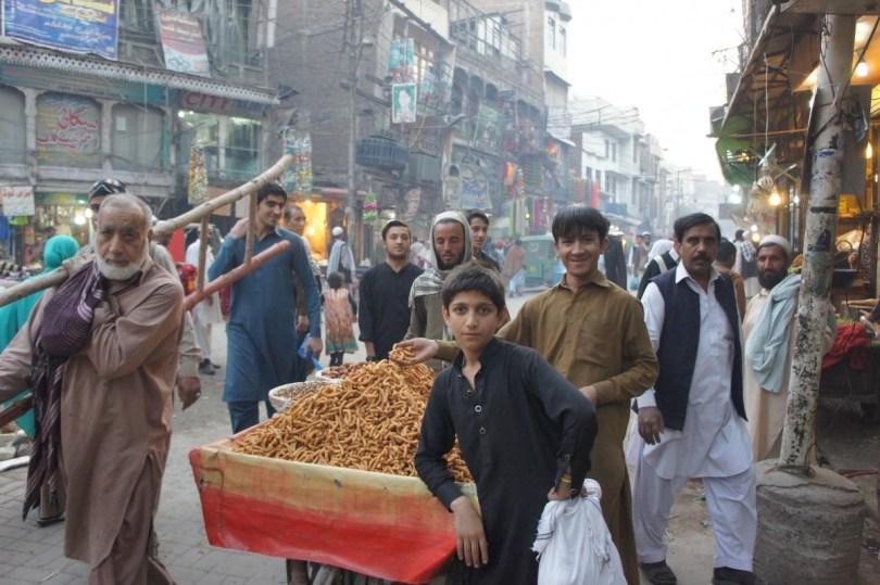 Peshawar: Der Bazar hat ein ganz besonderes Flair