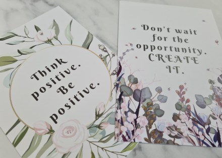 Positivity Products