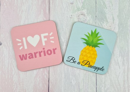IVF coasters