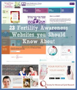 23 Fertility Awareness websites you should know about