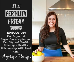FFP 051 | The Impact of Sugar Consumption on Fertility and Health | Creating a Healthy Relationship with Food | Angelique Panagos