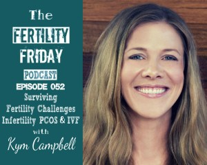 FFP 052 | Surviving Fertility Challenges | Infertility, PCOS & IVF | Kym Campbell