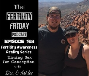 [On-Air Client Session] FFP 168 | Timing Sex For Conception & Optimizing Cervical Mucus Production | Ashlee & Lisa
