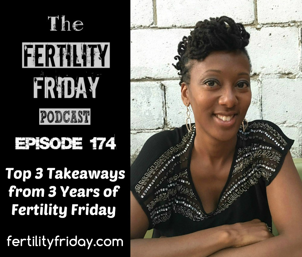 Three years of Fertility Friday