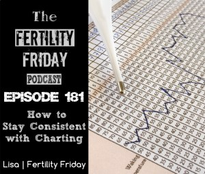 FFP 181 | Staying Consistent With Charting When Life is Stressful | Fertility Awareness Method | Lisa | Fertility Friday