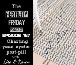 [On-Air Client Session] FFP 187 | Charting your cycles post-pill | Preconception planning | Lisa & Karen